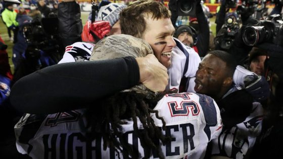 Dont'a Hightower looking forward to first game against Tom Brady