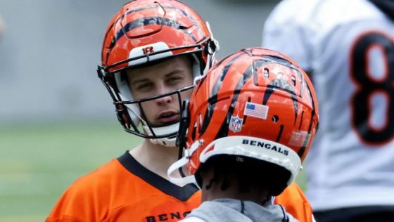Bengals OC Brian Callahan can see and feel Joe Burrow's rapport with Ja'Marr Chase