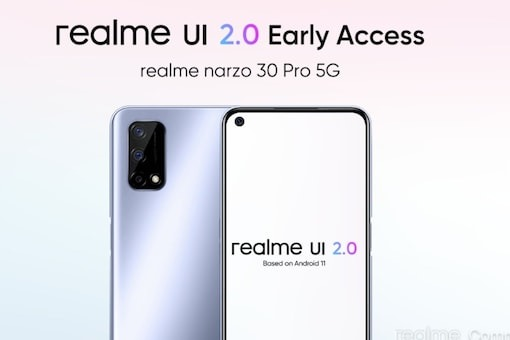 Realme Narzo 30 Pro 5G and 30A, Realme 5 Pro Get Realme UI 2.0 Early Access: How to Download