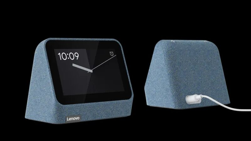 The Lenovo Smart Clock 2 gives Google Assistant a new look